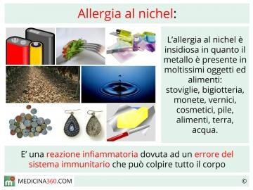 allergia istamina cosa evitare