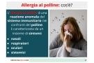 Allergia al polline: come si manifesta? Sintomi e rimedi