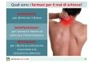 Farmaci per il mal di schiena