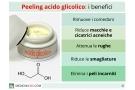 Peeling acido glicolico: benefici e controindicazioni del trattamento