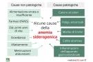 Anemia sideropenica: sintomi, cause e terapia