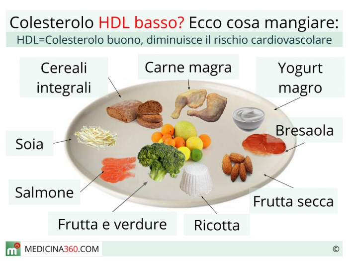 HDL - Colesterolo Buono HDL - My-personaltrainer.it