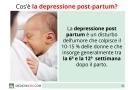 Depressione post partum: sintomi, prevenzione, cause e rimedi