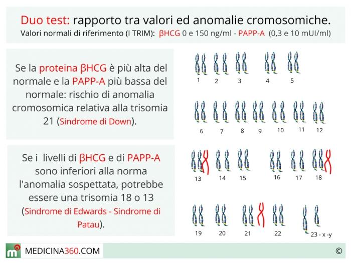 Screening prenatale: come funziona il bi-test e quando ...