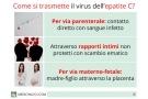 Epatite C: contagio. Come si trasmette? Consigli e precauzioni