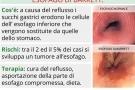 Esofago di barrett: cause, sintomi, diagnosi, dieta alimentare e cure