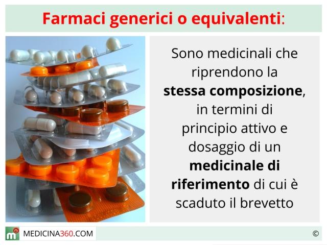 Farmaci generici: cosa sono? Efficacia e principi attivi dei medicinali equivalenti