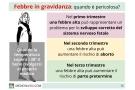 febbre in gravidanza