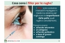 Filler per le rughe del viso: tipi, risultati, costi  e rischi