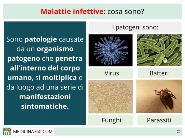 agenti patogeni quali sono