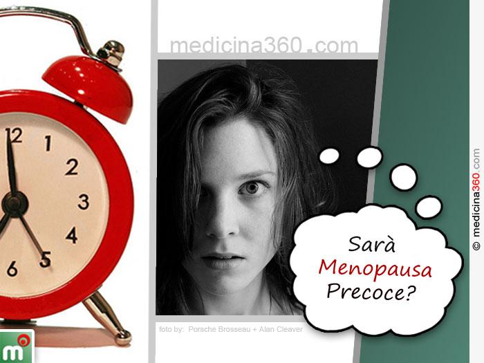 Menopausa precoce: sintomi e cause. Cosa fare? La dieta e le cure