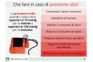 Pressione alta: cosa fare? Alimentazione e consigli per abbassare la pressione.