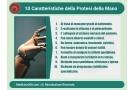 Protesi mano