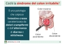 Sindrome del colon irritabile: sintomi, dieta, test e cura